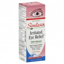 SIMILASAN PINK EYE RELIEF .33OZ