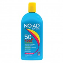 NO-AD SUNSCREEN KIDS SPF50 16OZ