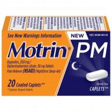MOTRIN PM 20CT CAPLETS