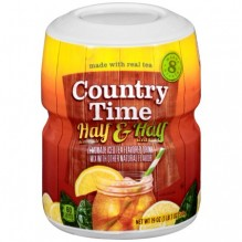 COUNTRY TIME 8QT 1/2 & 1/2 19OZ