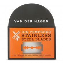 VANDER ICE STAINLESS BLADES 5CT