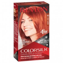 COLORSILK 45 BRIGHT AUBURN