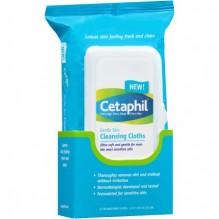 CETAPHIL CLEANS CLOTHS 25CT