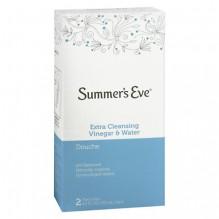 SUMMER EVE DCH 4.5 OZ 2'S X-CLN