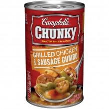 CAMP CHUNKY CHKN W/SAUSAGE 18.6