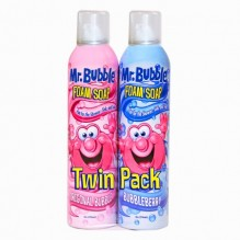 MR. BUBBLE 16OZ FOAM SOAP 2PK