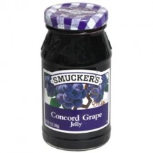 SMUCKERS GRAPE JELLY 12 OZ