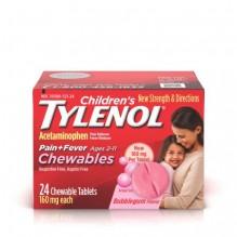 TYLENOL CHLD PAIN+FVR BBL GM 24