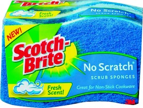 SCOTCH BRITE NO-SCR 3P MP-3-8-D