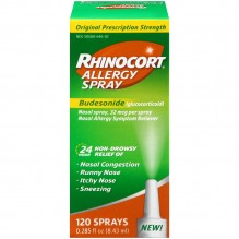 RHINO ALLERGY SPRAY .28 OZ