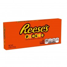 HERSHEY REESES PIECES BOX 4OZ