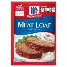 MCCORMICK MEATLOAF SEASN 1.5OZ