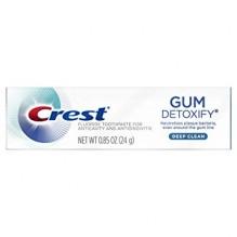 CREST .85OZ GUM DETOXIFY DP CLN