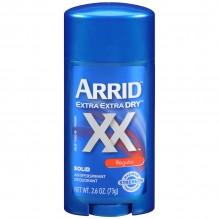 ARRID SLD XX 2.6 OZ REG