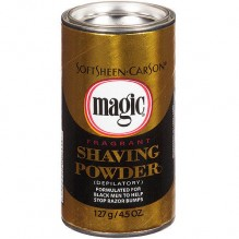 MAGIC SHAVE GOLD PWDR 4.5 OZ