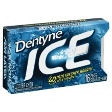 DENTYNE ICE SPLT 2 FIT ICE WNTR