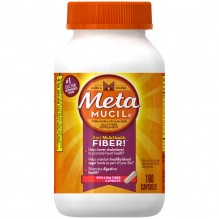 METAMUCIL CAPS 160CT BOTTLE