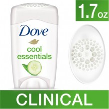 DOVE 1.7 CLNCL PROT COOL ESSENT