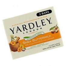 YARDLEY 4.25 12-2PAKS SHEA BTTR