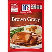 MCCORMK BRWN GRAVY MIX