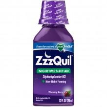 ZZZQUIL 12OZ NIGHT SLEEP AID