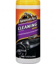 ARMOR ALL CLEANING WIPES 30CT