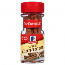 MCCORMICK CINNAMON STICK .75 OZ