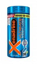 XENADRINE ULT WEIGTH LOSS 60+60