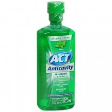 ACT FLUORIDE RINSE 18 OZ MINT