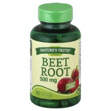 NATURE TRUTH BEET ROOT CAPS 90S