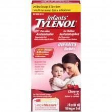 TYLENOL INFANT SUSP CHRRY 2 OZ.