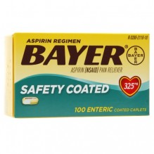 BAYER 100 CT ENTERIX 325 M