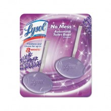 LYSOL BOWL NO-MESS LAVENDER 2PK