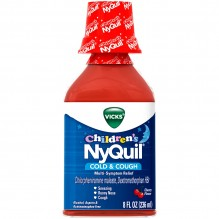 NYQUIL 8OZ CHILDRENS CGH/COLD