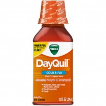DAYQUIL 12 OZ LIQUID
