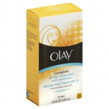 OLAY DLY COMPLETE UVP 4 OZ FF