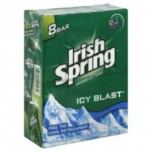 IRISH SPRING 3.7 OZ 8PK ICY BLS