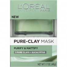 LOREAL PURE CLY MSK PUR/MAT 1.7