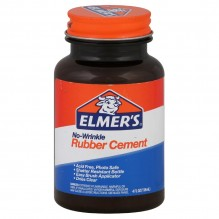 ELMERS RUBBER CEMENT E904 4OZ