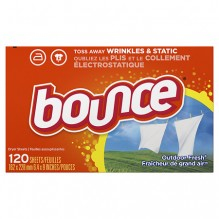 BOUNCE OUTDOOR FRESH 120CT