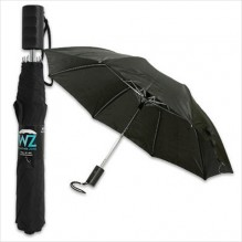 CHABY 38IN FOLD UMBRELLA BLACK