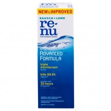 B&L RENU MULTIPL NO-RUB ADV 4OZ