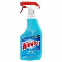 WINDEX TRIGGER BLUE 23OZ CS/8