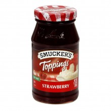 SMUCKER STRAWBERRY TOPPNG 11.75