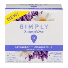 SUMMER EVE CLOTHS 14CT LAVENDER