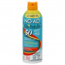 NO-AD KIDS SPRAY SPF50 10OZ