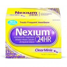 NEXIUM 42 CT CLR MINI CAPSULES