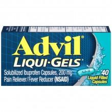 ADVIL LIQUI-GELS 40'S
