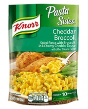 KNORR PSTA & SAUCE CHDR/BROC4.3