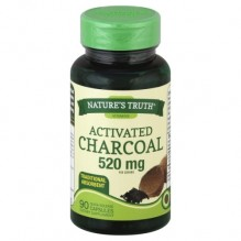 NATURE TRUTH ACTVTD CHARCOAL 90